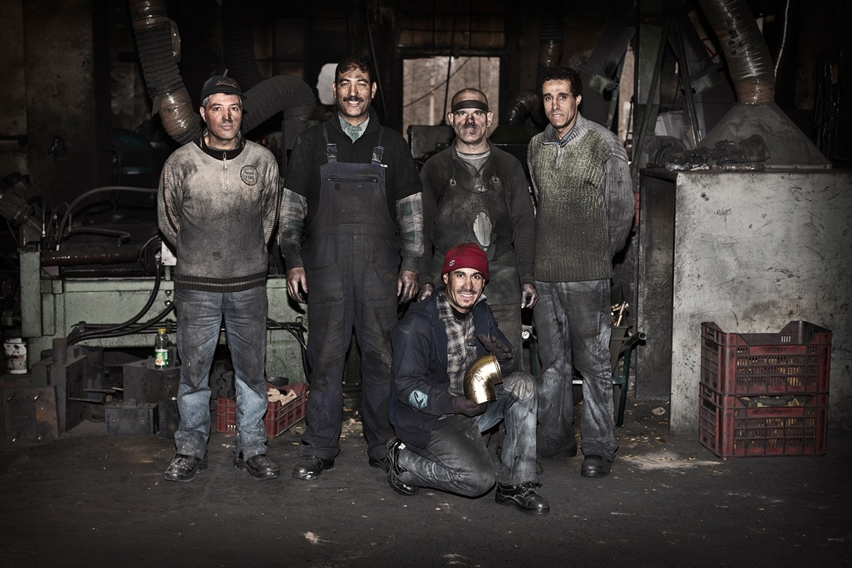 Reportage-Metall-Industrie-Fotograf-Bernhard-Haldemann-Burgdorf-Giesserei